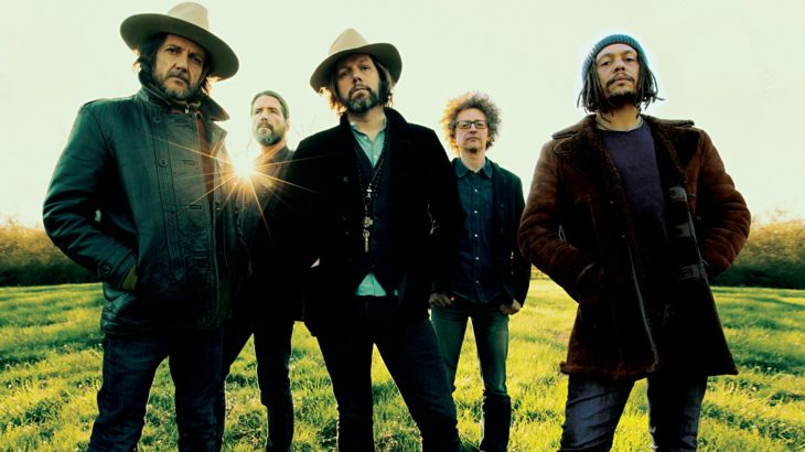 The Magpie Salute (c) Wizard Promotions