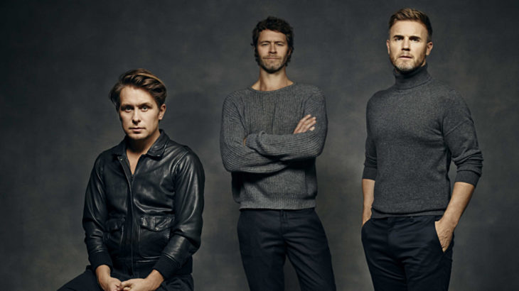 Take That (c) Universal Music