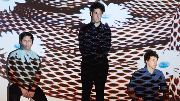 The Wombats (c) Tom Oxley