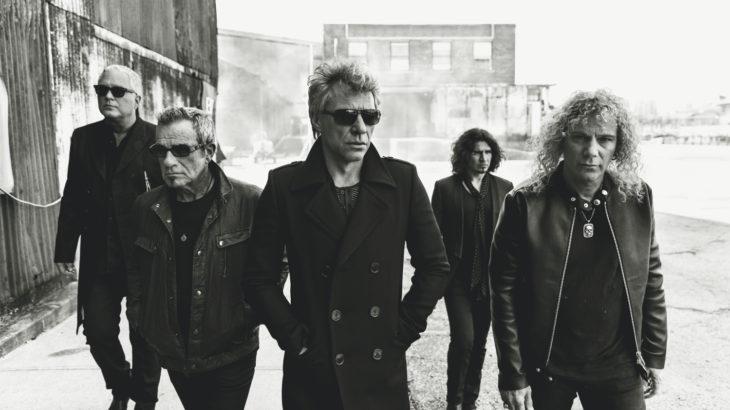Bon Jovi (c) Universal Music