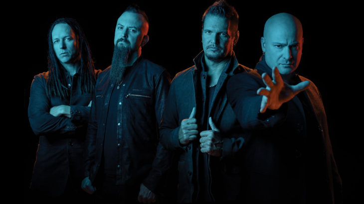 Disturbed (c) Travis Shinn