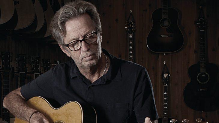 Eric Clapton (c) Universal Music
