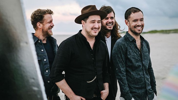 Mumford & Sons (c) Gavin Batty