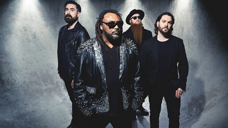 Skindred (c) Paul Harries
