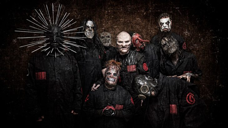Slipknot (c) Paul Harries