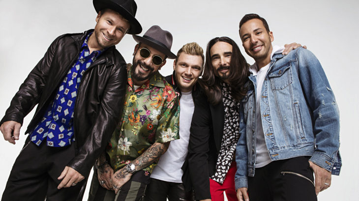 Backstreet Boys (c) Live Nation