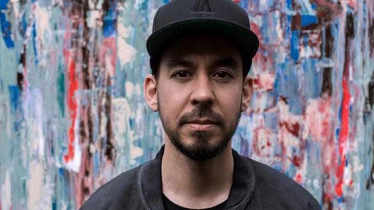 Mike Shinoda (c) Frank Maddocks