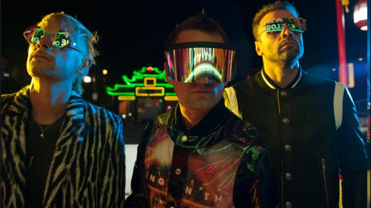 Muse (c) Live Nation