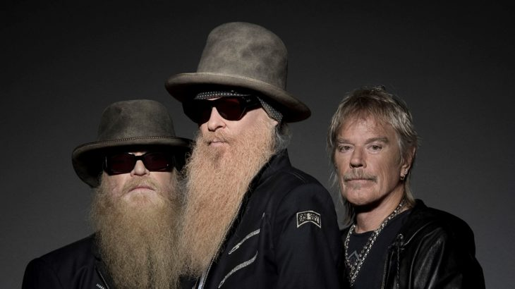 ZZ Top (c) Live Nation