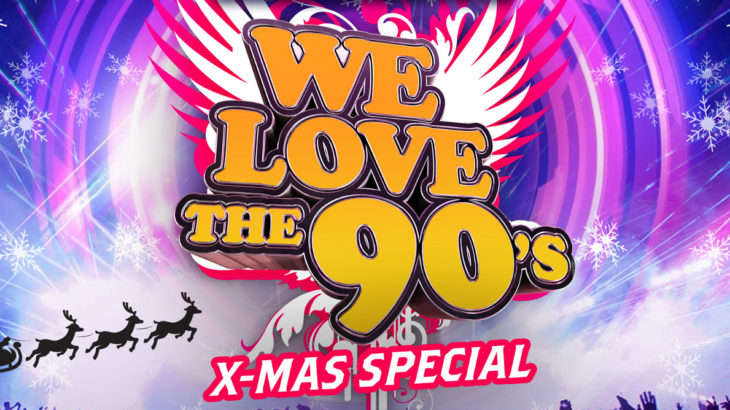 We Love The 90's (c) FKP Scorpio