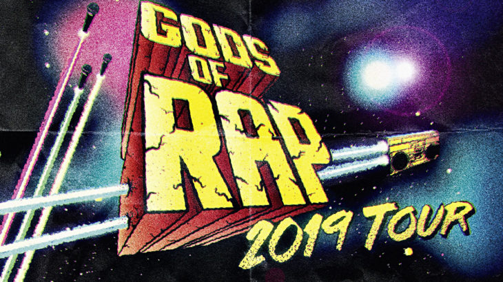 Gods Of Rap mit Public Enemy (c) MCT