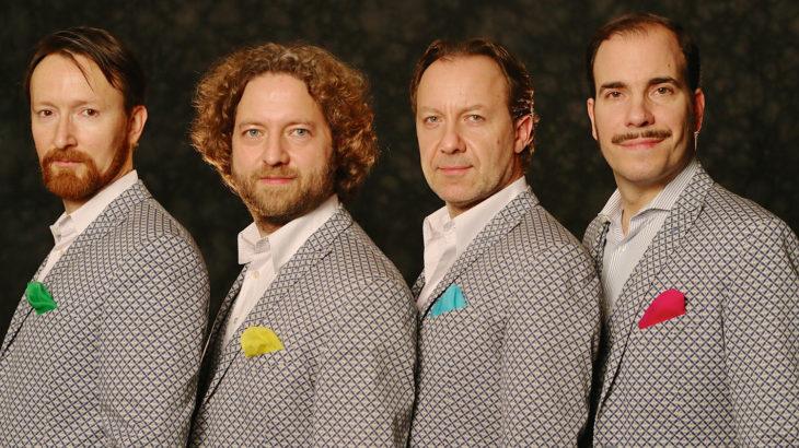 Kaiser Quartett (c) Jansen Folkers