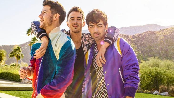 Jonas Brothers (c) Live Nation