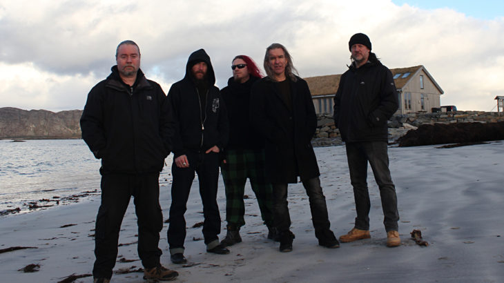 New Model Army (c) Contour Music