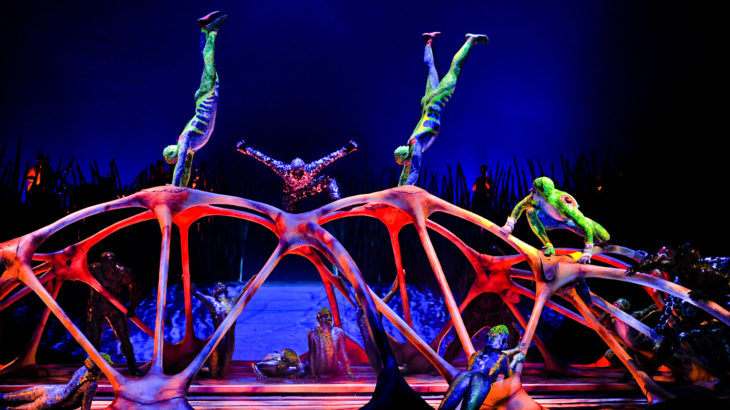 Totem (c) Cirque du Soleil