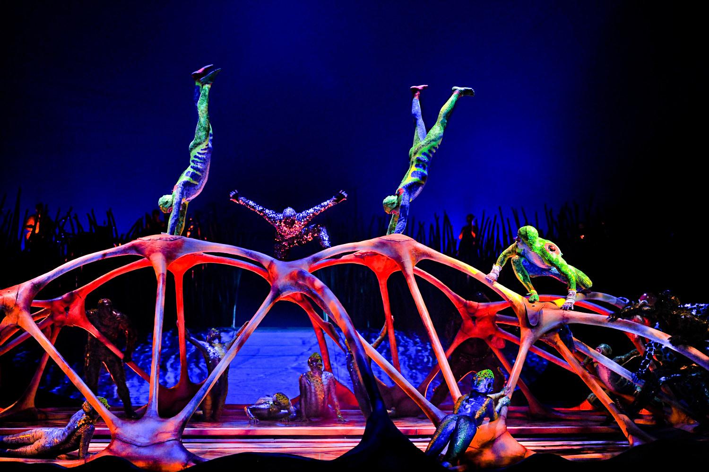 Cirque Du Soleil Deutschland 2021
