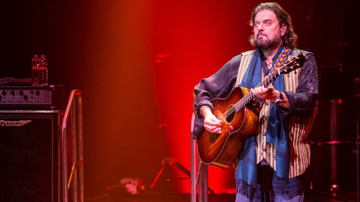 Alan Parsons (c) Simon Lowery