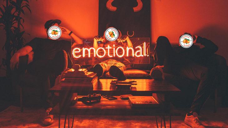 Emotional Oranges (c) Jake Bzowski