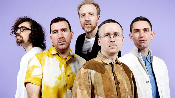 Hot Chip (c) Domino Records