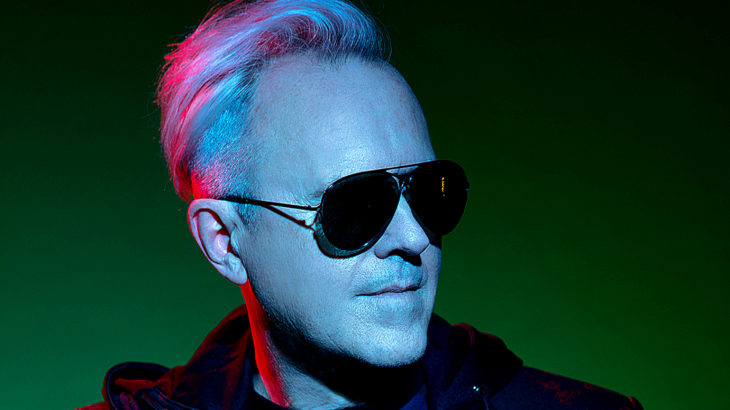 Howard Jones (c) mfp concerts