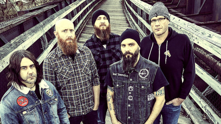 Killswitch Engage (c) United Talent Agency