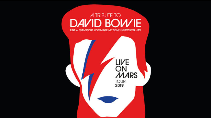 Live On Mars A Tribute To David Bowie (c) Live Nation