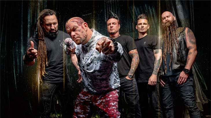 Five Finger Death Punch (c) Stephen Jensen