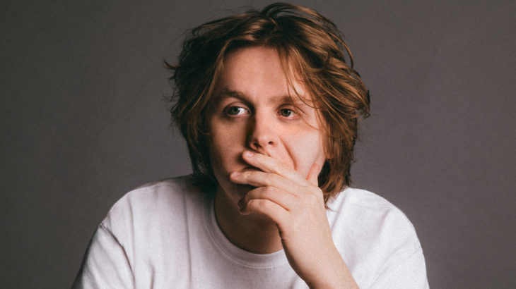 Lewis Capaldi (c) Live Nation