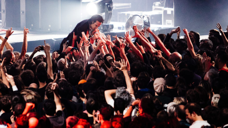 Nick Cave & The Bad Seeds (c) Jason Williamson