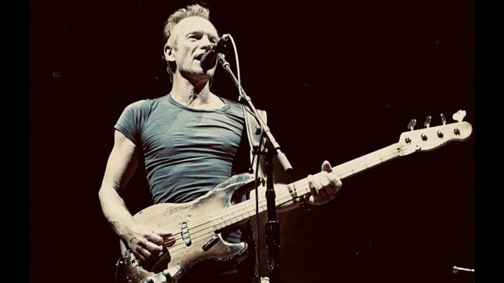 Sting (c) Martin Kierszenbaum