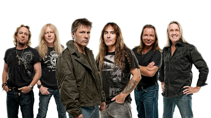 Iron Maiden (c) John McMurtrie