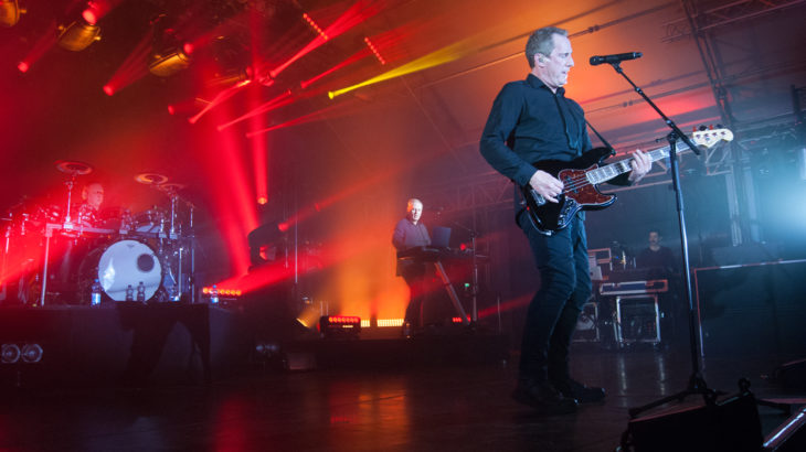 OMD Orchestral Manoeuvres in the Dark (c) Roland Aust