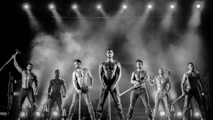 chi17 The Chippendales in Concert 25 Oct 2017 Aschaffenburg Stadthalle