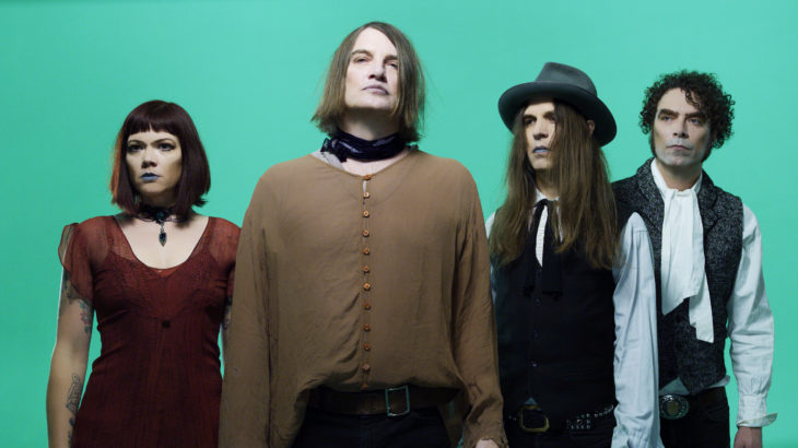 The Dandy Warhols (c) Arnold Pander