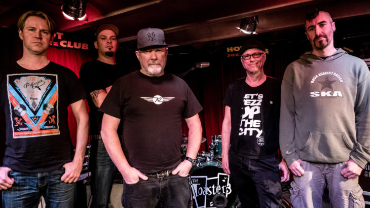 The Toasters (c) jubelschuppen