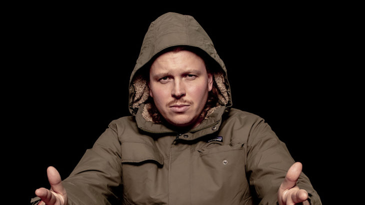 Finch Asozial (c) Ben Baumgarten
